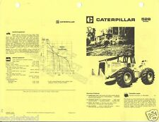Equipment Brochure - Caterpillar - 528 - Skidder - Forestry Logging 1975 (E1191)
