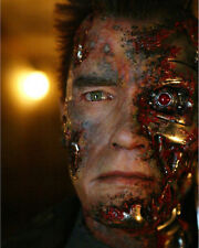 The Terminator Arnold Schwarzenegger Robot 10x8 Photo
