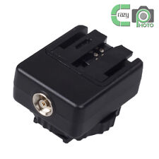 HC-513 Hot Shoe Adapter for Sony Camera MI Interface A7R to Sony HVL-F43AM Flash