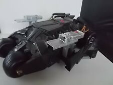 "Batman the dark knight tumbler black version Action figure Vehicle 13"" DC COMIC"