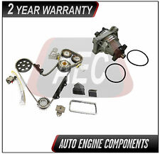 Timing Chain Kit & Water Pump Set Fits Suzuki Vitara XL-7 2.5 2.7 L H25A #TW053