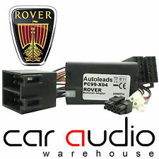 Rover 75 1999 On Alpine Car Stereo Steering Wheel Interface Adaptor Lead