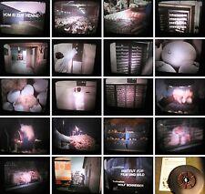16mm Film-Vom Ei tzr Henne-In einer Brüterei, Massentierhaltung um1986