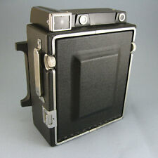 GRAFLEX CROWN GRAPHIC 4X5 PRESS/VIEW CAMERA OPTAR f4.7 135 MM