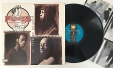 Fugees - Blunted On Reality - 1994 US 1st Press Vinyl LP C 57462 (NM-)