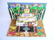 MINI ALTAR     DAY OF THE DEAD    DIA DE LOS MUERTOS      YOU WILL LOVE IT !