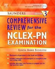 Saunders Comprehensive Review for the NCLEX-PN Examination, Edition 3, Linda Ann