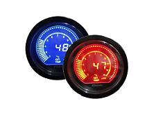 "EGT Gauge for Exhaust Gas Temperature (2 color, 2.5"" / 60mm) with EGT Sensors"