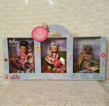 Toys R Us Kelly Dolls Friends of The World Spain Neitherlands Kenya