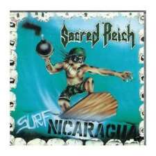 SACRED REICH SURF NICARAGUA CD NEW