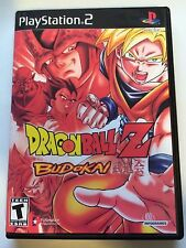 Dragonball Z Budokai - Playstation 2 - Replacement Case - No Game
