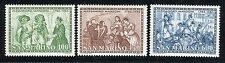 SAN MARINO 1985 MANZONI-THE BETROTHED/HISTORICAL NOVEL/PLAGUE/MEDICIN/MILAN  MNH
