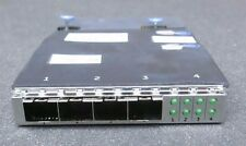 Dell Quad Port 10Gb Ethernet Emulex OneConnect Network Daughter Card NDC F6PCP
