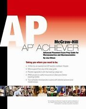 A/p Economics: Economics, AP Achiever Test Prep by Lisa Ellison and Campbell...