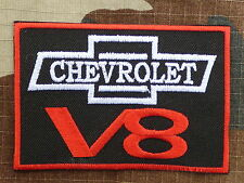 ECUSSON PATCH THERMOCOLLANT aufnaher toppa CHEVROLET V8 impala camaro corvette