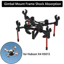 Camera Gimbal Mount Frame Shock Absorption fr Hubsan X4 H501S 1080P FPV RC Drone