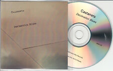 CASTANETS Decimation Blues 2014 US promo test CD Astmatic Kitty