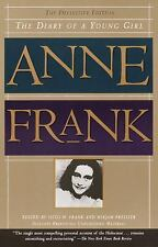The Diary of a Young Girl by Anne Frank (1996, Paperback)
