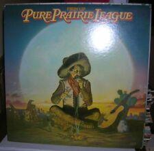 Pure Prairie League - Firin' Up    (LP,1980)