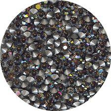 451041*x50 STRASS ANCIENS FOND CONIQUE GRIS/BEIGE 3,0mm