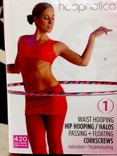 Hoopnotica Level 1 Waist Hooping Fitness DVD New SEALED.