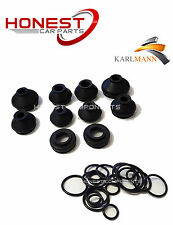 UNIVERSAL BALL JOINT TRACK ROD END RUBBER DUST COVER KIT FITS ALL CARS Karlmann
