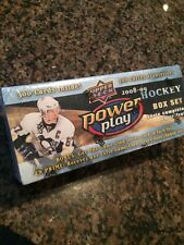 Upper Deck Power Play Hockey Box Set 2008-09 -Factory Sealed