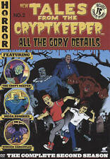 TALES FROM THE CRYPTKEEPER: THE COMPLETE SECOND SEASON - ALL THE GORY DETAILS NE