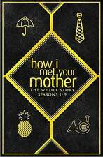 How I Met Your Mother:The Whole Story Complete Series(DVD,28-Disc Set)NEW
