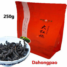 Chinese Top Dahongpao Tea Wuyi Oolong Da Hong Pao Big Red Robe Oolong Tea 250g