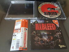 Illbleed w/spine Sega Dreamcast Japan