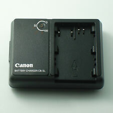 CB-5L Charger For Canon BP-508 BP-511 BP-511A BP-512A BP-522 BP-535 Battery 50D