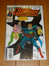 QUASAR - Vol 1 - No 51 - Date 10/1993 - MARVIL Comics