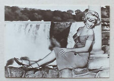 CP - MARILYN MONROE - NIAGARA - EDITION DELTA PRODUCTIONS CP 157 *