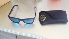 lunettes RAYBAN RB4202 ANDY 6153/55 55/17 - couleur bleu - Neuves avec étui