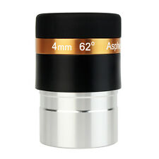 "SVBONY 4mm/0.16"" Wide Angle 62°Aspheric Eyepiece HD for 1.25"" Telescopes Black Y"