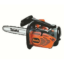 "Tanaka 32cc Gas 12"" Top Handle Chain Saw TCS33EDTP-12 NEW"