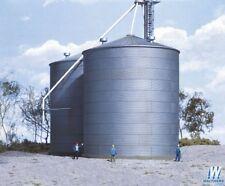 3123 Walthers Cornerstone Big Grain Storage Bin  HO Scale