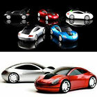 2.4G 1600DPI 3D Car Shape Wireless Optical Mouse Mice USB Receiver for Laptop PC