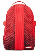 SPRAYGROUND RED SNAKE SPYTHON DOPE LAPTOP URBAN SCHOOL BOOK BAG BACKPACK B703