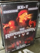 Ice-T, Smoothe, Trigger, The Repossession Live (DVD) Sex Money & Gunz, NEW!
