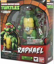 Bandai S.H. Figuarts TNMT Ninja Turtles Raphael Action Figure USA Authentic