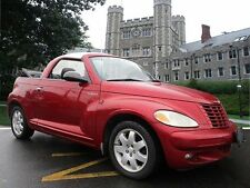 Chrysler : PT Cruiser Touring