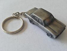 Ford Cortina 1600E (Mk2) ref83 3D split-ring keyring FULL CAR