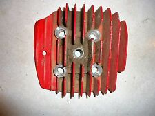 Honda 1981 80-81 CR 80 R Cylinder Head