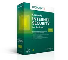 Kaspersky Internet Security for Android 1 Device / 1 Year