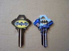BATMAN SCHLAGE HOUSE KEY BLANK