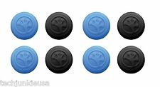 Grip-iT Analog Stick Covers for PS4, PS3 Xbox One, Xbox 360 - 8-Pack Thumb Grips