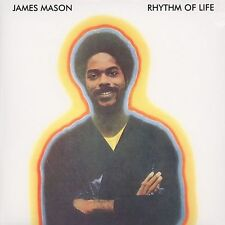 JAMES MASON Rhythm Of Life CHIAROSCURO RECORDS Sealed Vinyl Record LP