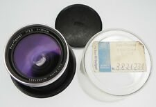Carl Zeiss 35mm f3.2 Pro-Tessar for Contaflex  #3821231